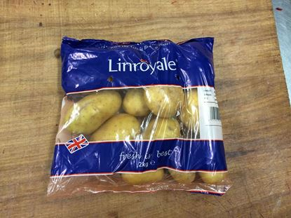 Picture of White Potatoes 2kg