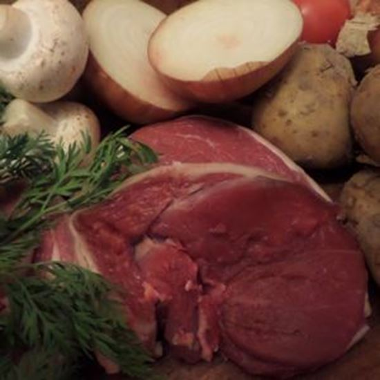 Picture of Leg of Lamb Steaks