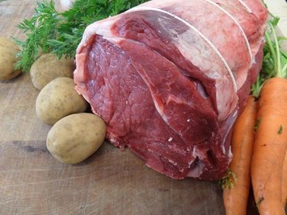 Picture of Rib of Beef Boned and Rolled