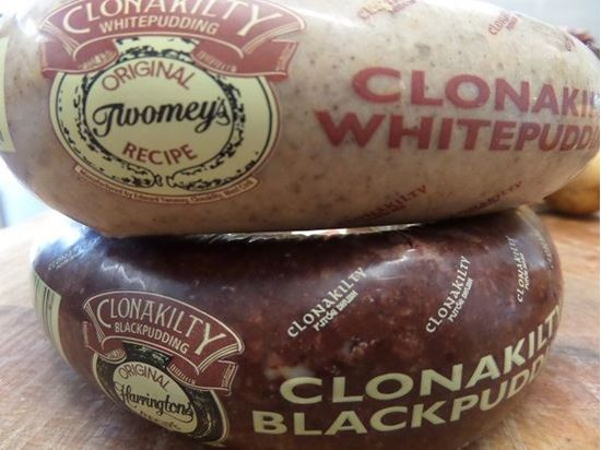 Picture of Clonakilty Black and White Puddings