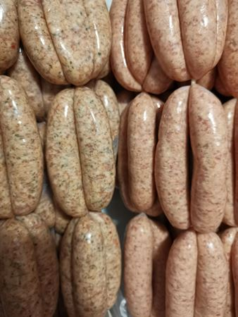 Picture for category Homemade Sausages