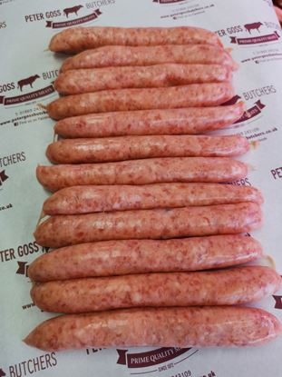 Picture of Pork Chipolatas x12